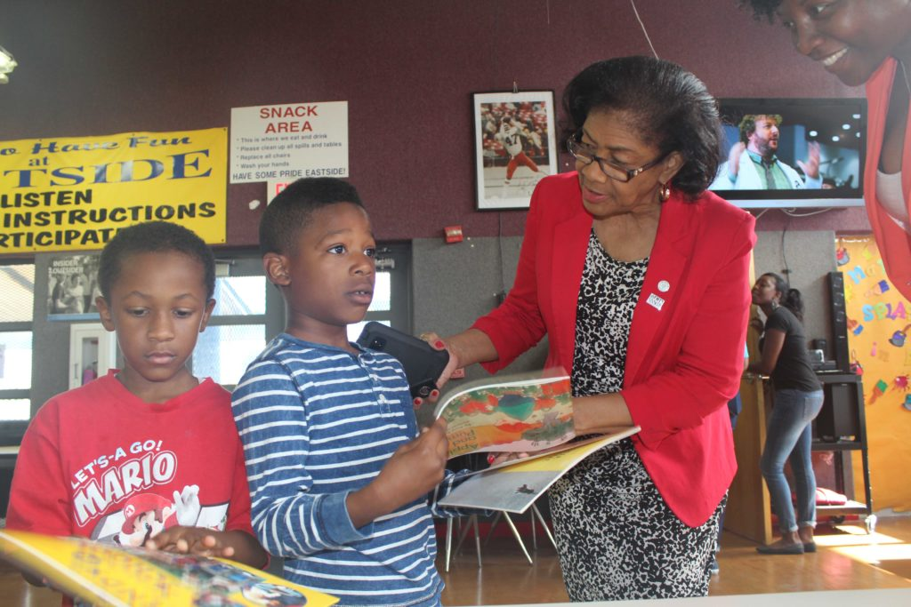 Mrs. Christene Moss, District 3 Fort Worth ISD trustee and second vice president of the Fort Worth Board of Education.