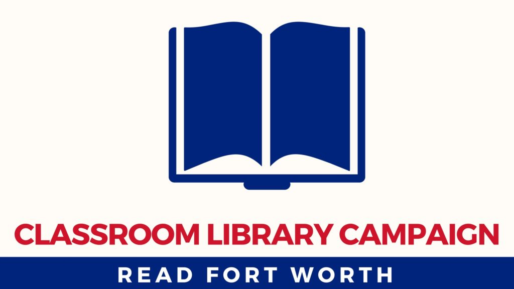 CLASSROOM LIBRARY CAMPAIGN