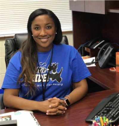 5 questions with Eastern Hills Principal Whitney Scott