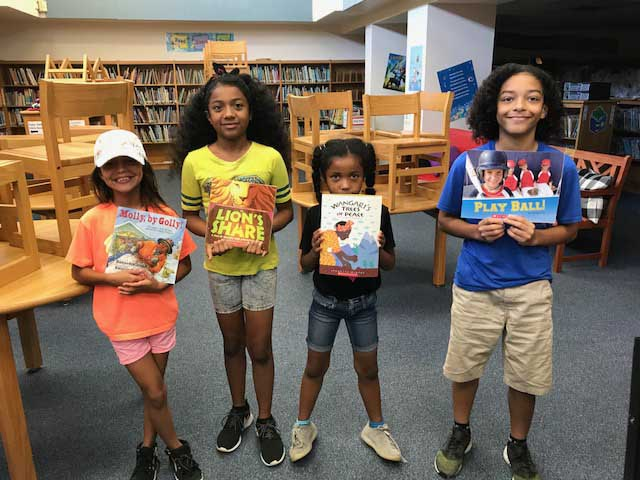 2018 Summer Scholars Cohort- Clayton Youth Enrichment program