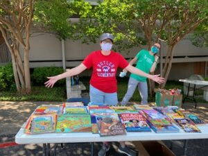 2020 summer book distribution