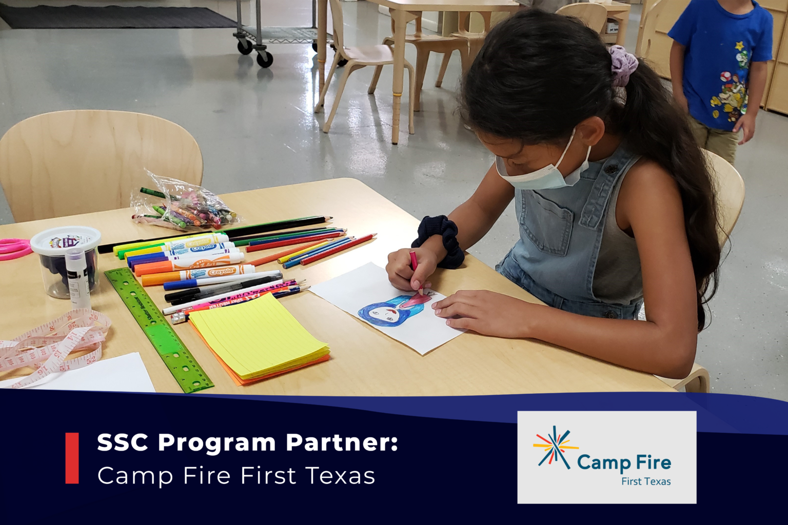 SSC Program Partner Camp Fire First Texas