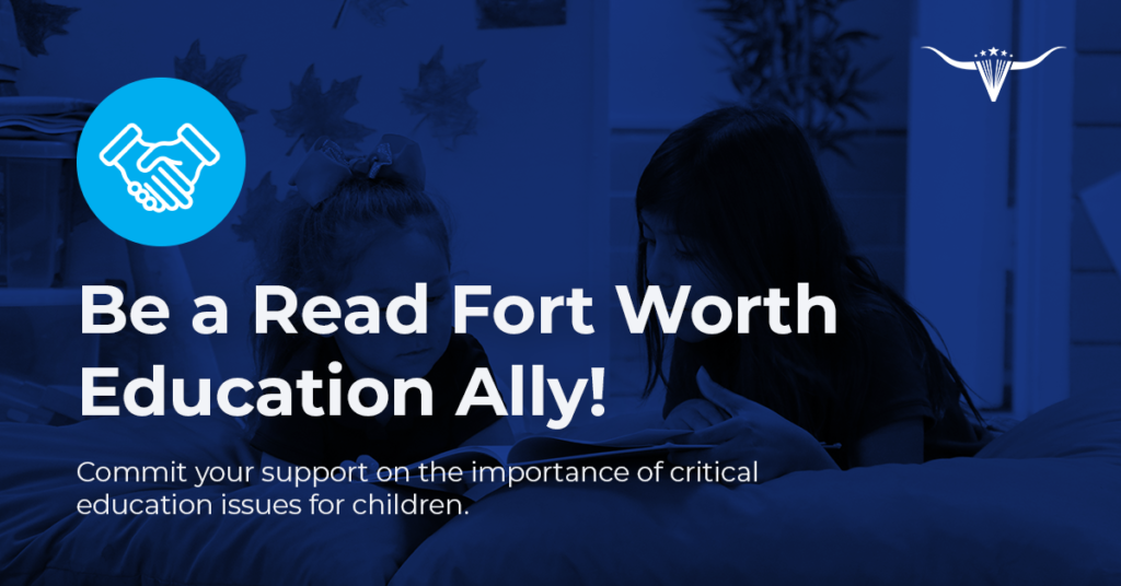 Be a RFW Education Ally